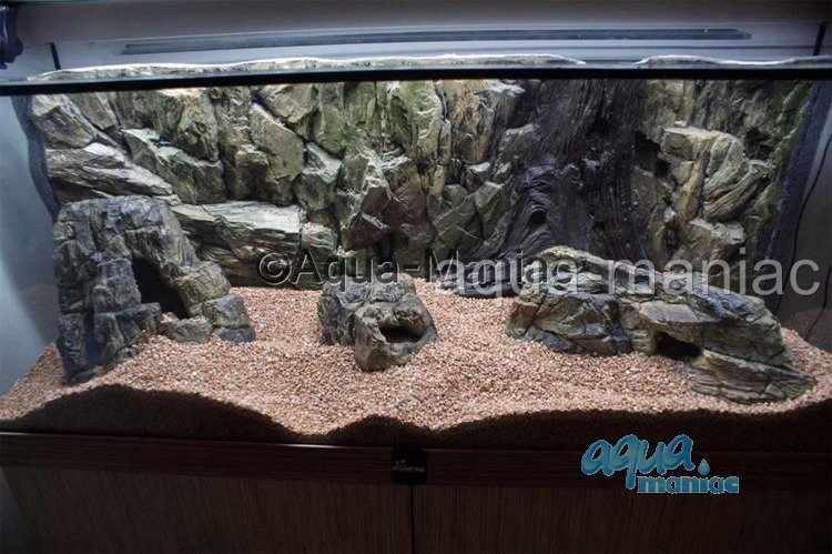 large beige aquarium rock bundle of long large and small beige aquarium rocks save 7