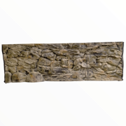 3D Rock Background 178x58cm in 3 section to fit 6 foot by 2 foot tanks