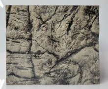 3D Thin Grey Rock Background Sample