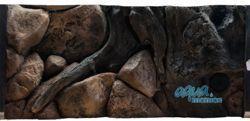 3D amazon background 57x27cm