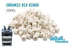 Ceramic Bio Rings - 500g pack