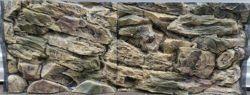 JUWEL RIO 240 3D rock background 117x45cm 2 sections