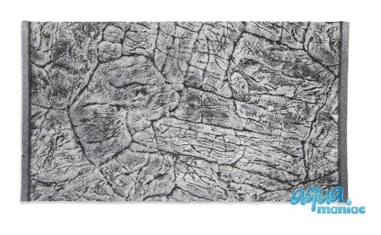 3D Background Thin Grey Rock 57x56cm 1czesc