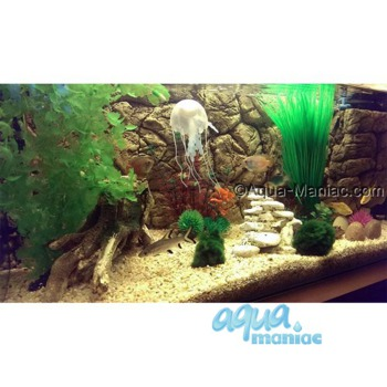 Fluval Roma 90 thin rock background 58x40cm 1 section