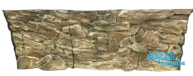 JUWEL RIO 300 3D rock background 118x57cm 3 sections