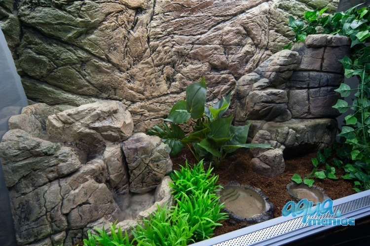 Large Terrarium Waterfall 03  - 41cm high