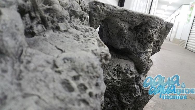 Modules of Limestone Background to fit 60x30cm aquarium