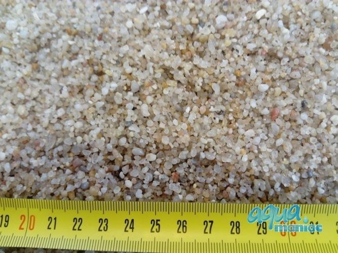 Natural Quartz Substrate For River Aquascape 1 3mm Fraction
