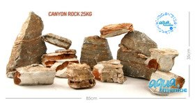 Canyon Rock for Aqua Scaping